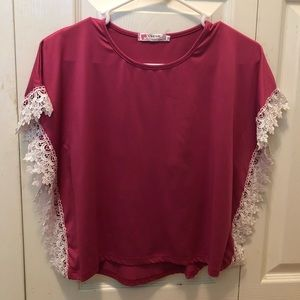 Youth Small Blouse (Size 8)